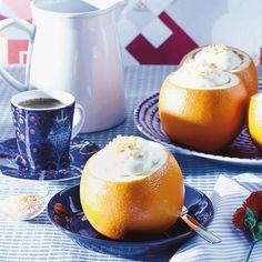 Appelsiinivaahto /Avotakka