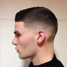 Men's Haircut Network — imonkeyaround: Low skin fade and shape up on...