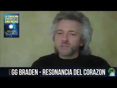 GREGG BRADEN en ESPAÑOL RESONANCIA DEL CORAZON por Silvia Garcías de Ves - YouTube