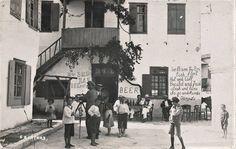 Σκιάθος, 1926, από Αγγλικό Στόλο της Μεσογείου, Greece Photography, Skiathos, Old Images, Greek Islands, Street View, Memories, Painting, Photos, Art