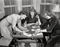 A Game of Cards: 1941