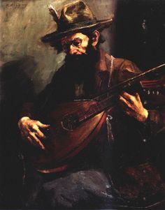 Αργυρός Ουμβέρτος-Ο μουσικός