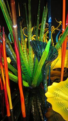 IMG_1781 by Diane Silveria, via Flickr Chihuly Garden & Glass Seattle