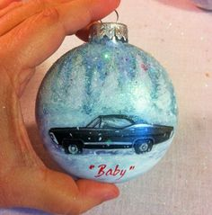 supernatural christmas ornaments | Decorate Your Christmas Tree with Hand Painted Supernatural Ornaments