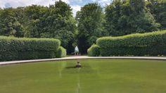 Brunnen im Schlosspark Brühl
