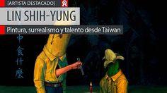 PiPintura, surrealismo y talento de LIN SHIH-YUNG Leer más: http://www.colectivobicicleta.com/2014/03/Pintura-de-LIN-SHIH-YUNG.html