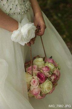 Tasje van rozen!
