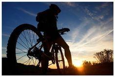 Mountain Biking! :)