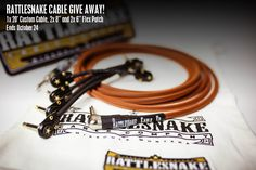 Rattlesnake Cable Give Away - Win a Cable Package