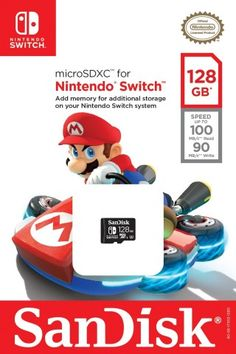 Nintendo Partners with Western Digital to Create Licensed Nintendo Switch SanDisk Memory Cards   REDMOND Wash.--(BUSINESS WIRE)--Nintendo and Western Digital Corporation (NASDAQ: WDC) have formed a global partnership to create Nintendo-licensed memory cards for use in Nintendo Switch video game systems. The microSDXC cards will be available in capacities of 64 GB and 128 GB and will feature the Nintendo Switch and SanDisk logos. Western Digital is a global leader in memory storage and its…