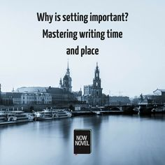 Why is setting important? Because it immerses readers in your fictional world. Read more on how to write setting and create vivid time and place.