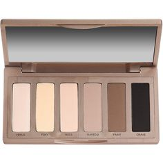 Urban Decay Naked Basics Palette - MUST HAVE - All Matte, highly pigmented, uber blendable.