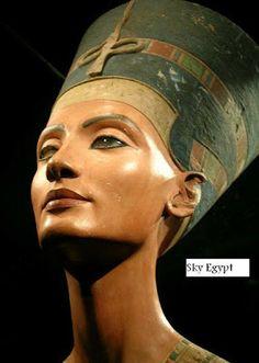 Ancient Pharaonic civilization: Queen Nefertiti