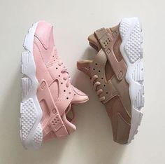 Pink/Beige Huaraches(Women)