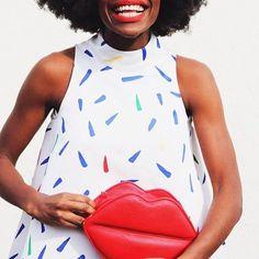 Red lips #FreshRevista #Inspo #Fashion