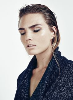 kim feenstra by martijn senders for jackie #58 | visual optimism; fashion editorials, shows, campaigns & more!