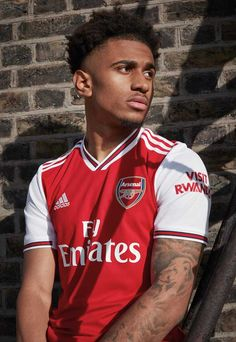 adidas Launch Arsenal 2019/20 Home Shirt - SoccerBible