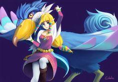 Zelda by Edalie-chan