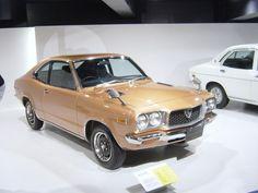 マツダ・サバンナ 前期型 S102系(1971年-1973年)