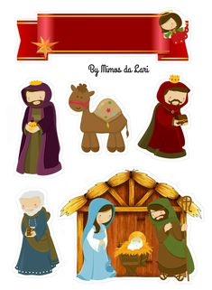 In this DIY tutorial, we will show you how to make Christmas decorations for your home. The video consists of 23 Christmas craft ideas. Christmas Topper, Christmas Crafts, Nativity Silhouette, Cake Templates, Disney Coloring Pages, Paper Cake, Christmas Drawing, Christmas Greeting Cards, Christmas Decorations To Make