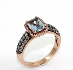 Love another le vian rose gold ring