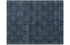 10'x14' Pune Rug, Gray/Blue