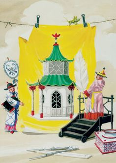 Harrison Howard, Chinoiseries: Two Architects