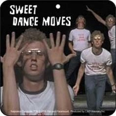 Flippin' Sweet Dance Moves!  Jon Heder as Napoleon Dynamite (2004)