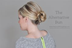 The Small Things Blog: The Alternative Bun