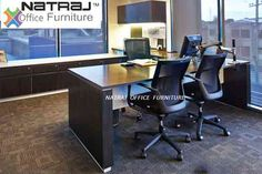 Best thing is that, If #office #furniture looks modern and stylish it totally changed the look of #office and attractive to everyone.