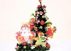 FREE SHIPPING Christmas Arrangement  by SandyNewhartDesigns, $115.00 https://www.etsy.com/treasury/NTM5ODkzNXwyNzIyNjg0OTMx/oh-christmas-tree