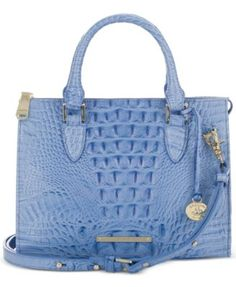 9f975e4b7f7a Brahmin Melbourne Anywhere Convertible Satchel  245.00 Exquisitely crafted  in luxurious croc-embossed leather