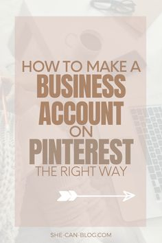 If you want to increase your blog traffic with Pinterest, the first step you need to make is to learn how to start a business Pinterest account, the right way. With that I mean fully optimized for SEO and you need to learn how to use Pinterest for your business. In this post you'll learn how to set up a Pinterest business account for your blog or business. #pinterestforbusinessmarketing #blogtips