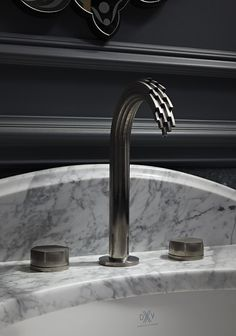 Exceptional Faucet Designs From The World of 3D Printing - http://freshome.com/exceptional-faucet-designs-from-the-world-of-3d-printing/