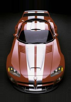 ♂ Viper Brown car with silver stripe from http://www.carhoots.com/