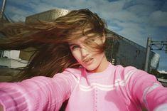 EDITORIAL: Luna Bijl in i-D Magazine Spring 2017 by Theo Wenner — Put Your Feet Up & Enjoy The Ride — Photography: Theo Wenner, Model: Luna Bijl, Styling: Julia Sarr-Jamois, Hair: Akki Shirakawa, Make-Up: Maki Ryoke.