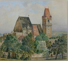 perchtoldsdorg-castle-and-church.jpg (1128×1016)
