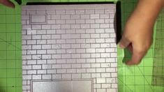 """In this episode of """"Mechbay Tutorials"""" I'll be sharing my workflow in making brick walls for scale dioramas. I'll be going over the common tools needed, how to layout the brick patterns and painting tips. Painted Brick Walls, Brick Patterns, Model Building, Painting Tips, Layout, It Is Finished, Youtube, Miniatures, Scale Model"""