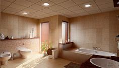 Full size of small space bathroom idea decorating ideas apartment pictures remodels fancy decor sale inspirational Patterned Bathroom Tiles, Relaxing Bathroom, Relaxing Bathroom Colors, Romantic Bathrooms, Fancy Bathroom, Small Space Bathroom, Gold Bathroom Decor, Ceiling Tiles Bathroom, Bathroom Lighting Design