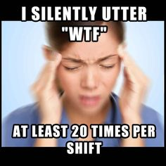 Here's is our collection of the funniest nurse memes of 2020! Nurses and student nurses alike, enjoy our list of these funny memes to help you destress after a hard day's work! Nursing School Memes, Icu Nursing, Funny Nursing, Dating A Nurse, Nurses Week Gifts, Becoming A Nurse, Male Nurse, Destress, Nurse Humor