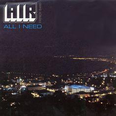 "Air - All I Need 12"""