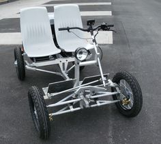Soap Box Cars, Three Wheel Bicycle, Velo Cargo, Best Electric Bikes, Recumbent Bicycle, Go Car, Pedal Cars, Mini Bike, Cool Bicycles