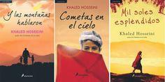 Imprescindible para los amantes de la lectura: Cometas en el cielo o Mil soles esplendidos de Khaled Hosseini. Libros recomendados, lectura, novela, favoritos, qué leer.