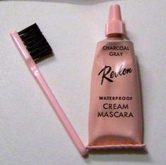 Revlon Cream Mascara & Brush