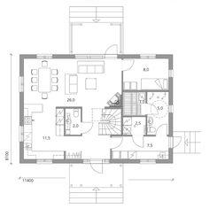 Husmodeller | 1½-plan | Matilda | Matilda 149