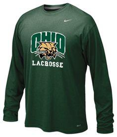 Ohio University Lacrosse Team Gear, Lacrosse, Ohio, University, Mens Tops, Columbus Ohio, Community College, Colleges