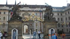 Beautiful Royal Palace in Prague