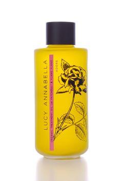 Lucy Annabella // Adore Organic Treatment Oil