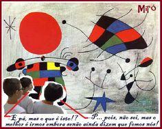 O Palhetas na Foz: Mira o Miró