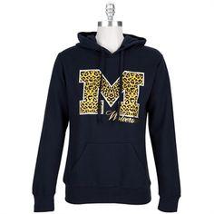 University of Michigan Heartbreaker Hoodie